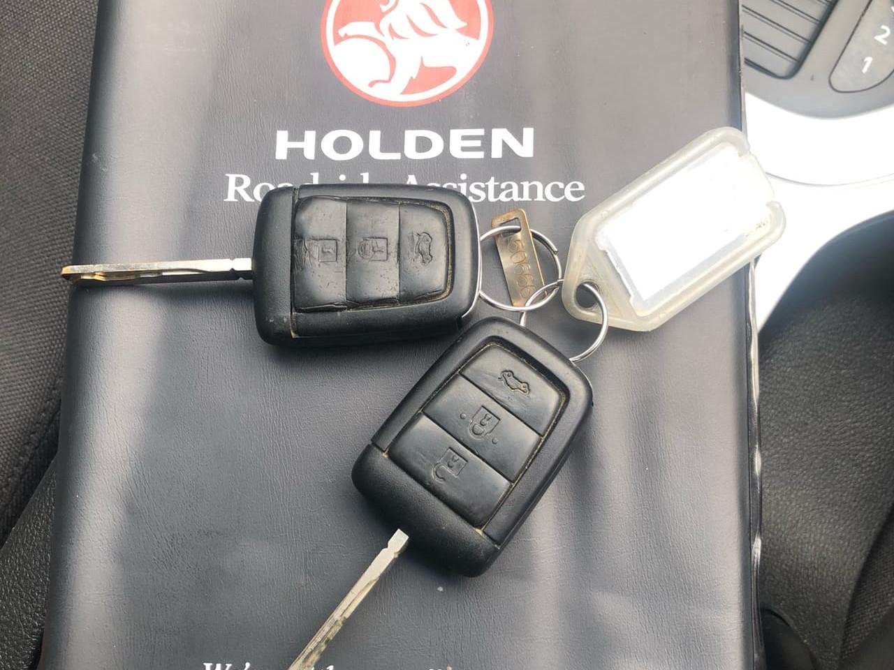 2008 Holden Berlina VE VE Sedan