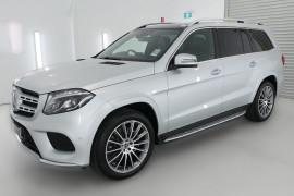 2018 Mercedes-Benz Gl Class Wagon Image 3
