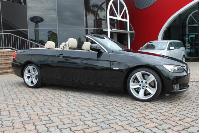 2009 MY09.5 BMW 3 Series E93 MY09.5 335i Convertible Image 8