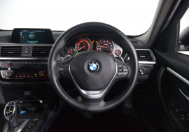 2018 BMW 3 Bmw 3 20i Luxury Line Auto 20i Luxury Line Sedan
