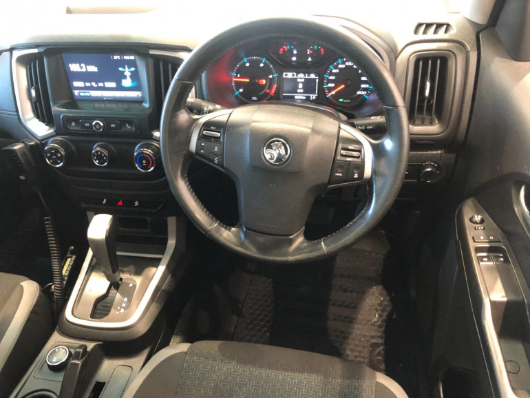 2016 Holden Colorado RG Turbo LS 4x4 s/cb t/t/s Image 6
