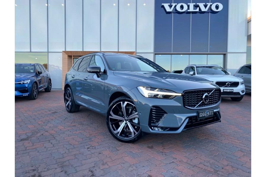 2021 MYon Volvo XC60 B6 R-Design Suv