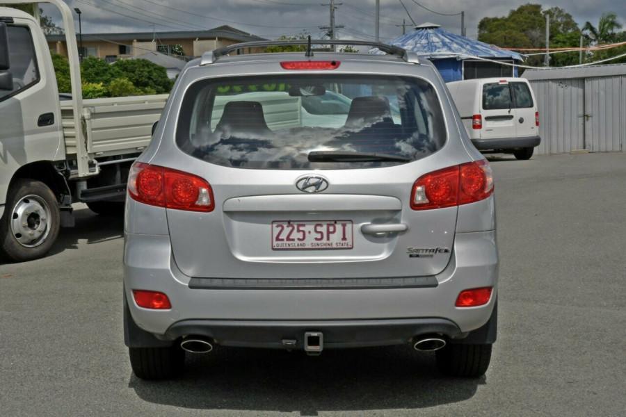 2008 MY09 Hyundai Santa Fe CM MY09 SX Suv