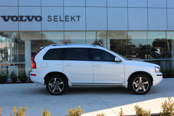 2014 Volvo XC90 (No Series) MY14 D5 R-Design Suv Image 2