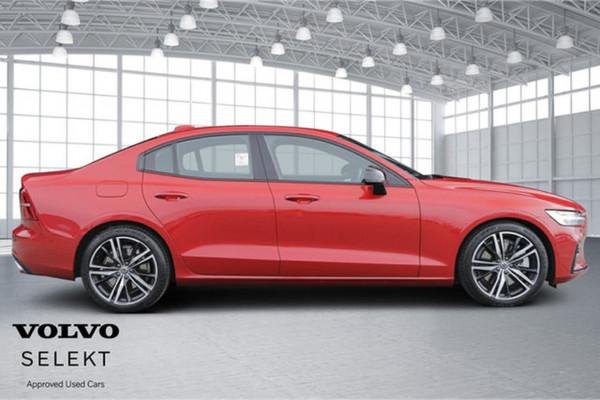 2019 Volvo S60 (No Series) MY20 T5 R-Design Sedan Image 3