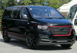 Hyundai iLOAD Crew Cab TQ4 MY19
