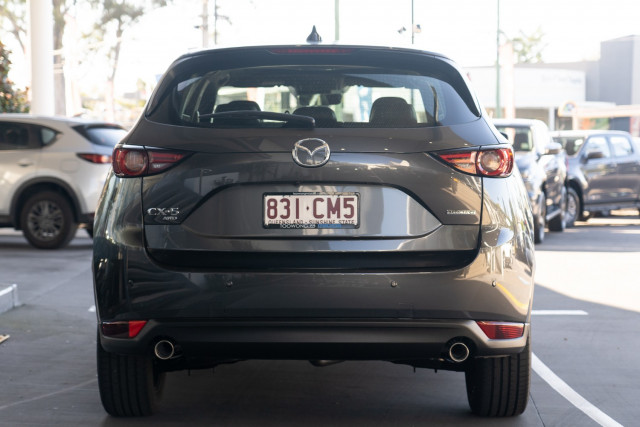 2021 Mazda CX-5 KF Series Akera Suv Mobile Image 5