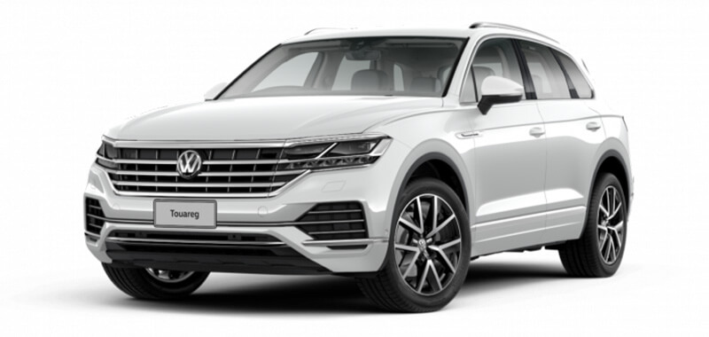 Touareg Launch Edition 8 Speed Automatic