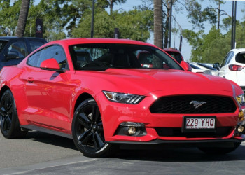 Ford Mustang Fastback SelectShift FM 2017MY