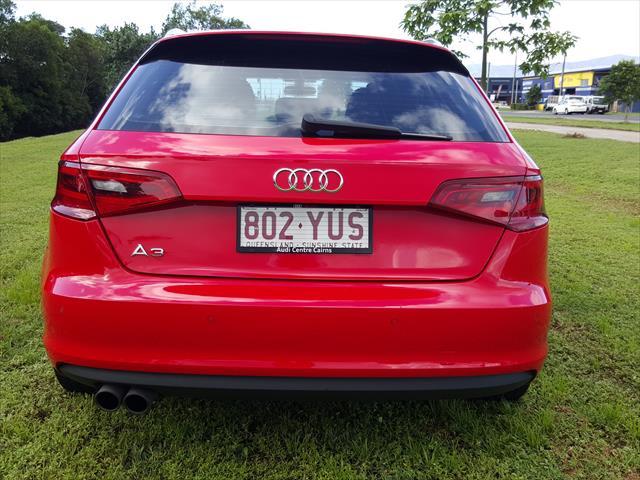 2013 Audi A3 Sportback Attraction Hatchback