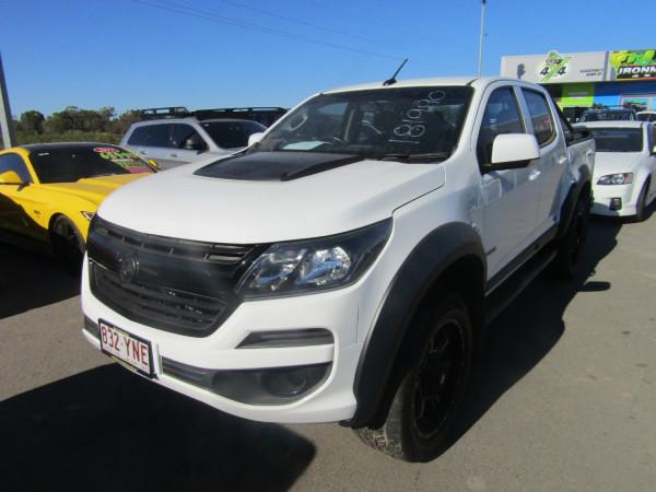 2018 Holden Colorado RG MY18 LS Utility