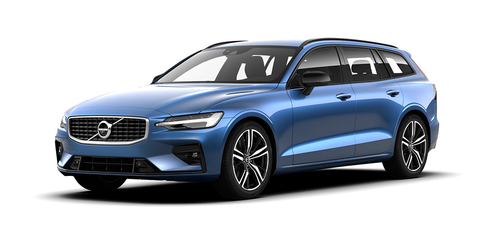 2020 Volvo V60 F-Series T8 R-Design Wagon