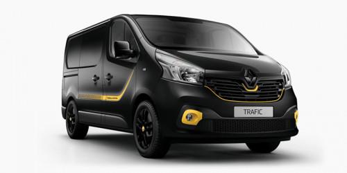 2018 Renault Trafic X82 Formula Edition Van