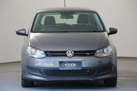 2011 Volkswagen Polo 6R MY11 66TDI Hatchback Image 2