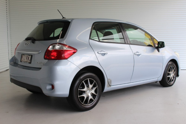 2011 Toyota Corolla ZRE152R MY11 ASCENT Hatchback Image 2