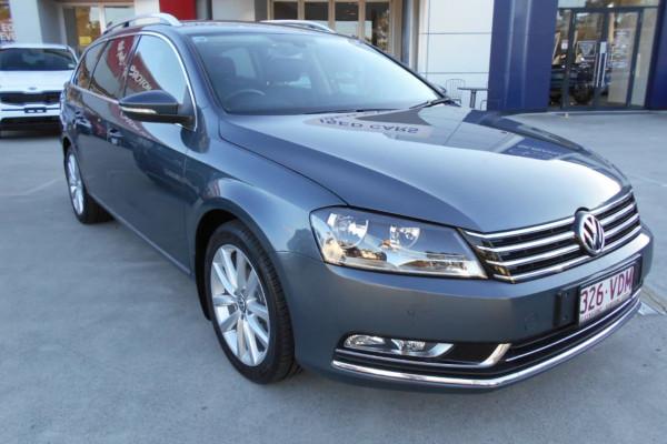 Volkswagen Passat MY14.5 Ty