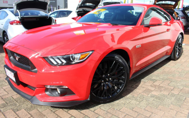 Ford Mustang GT FM