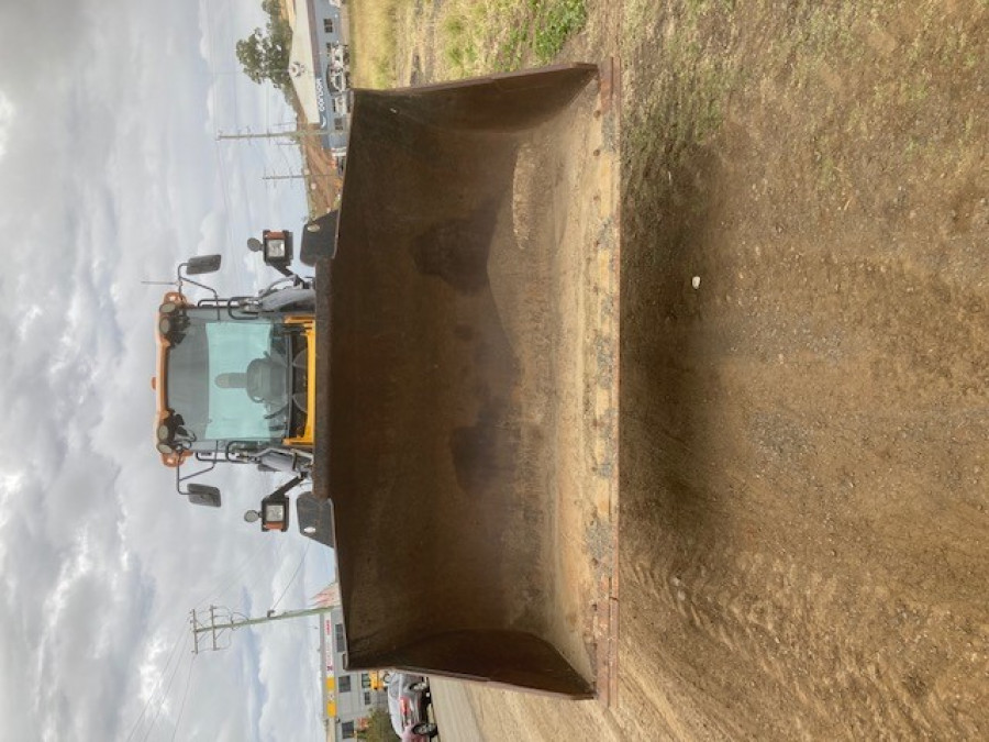 2008 JCB 434S WHEEL LOADER Wheel Image 14