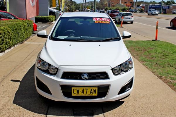 2014 Holden Barina TM  CD Hatchback Image 3