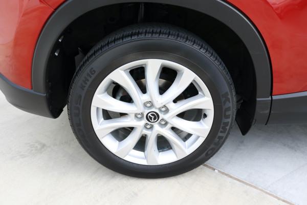 2012 Mazda CX-5 KE1071 Grand Touring Suv