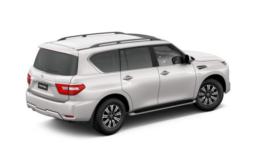 2020 Nissan Patrol Y62 Series 5 Ti-L Suv Image 17