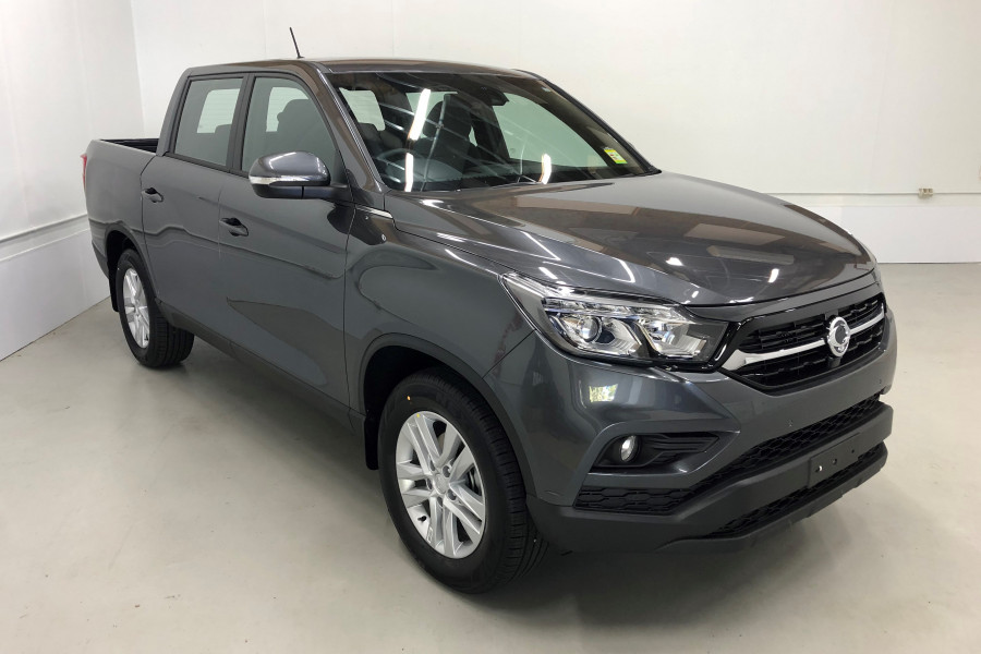2020 SsangYong Musso Q200 ELX Utility