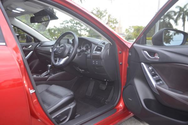 2015 Mazda 6 GJ SED Sedan