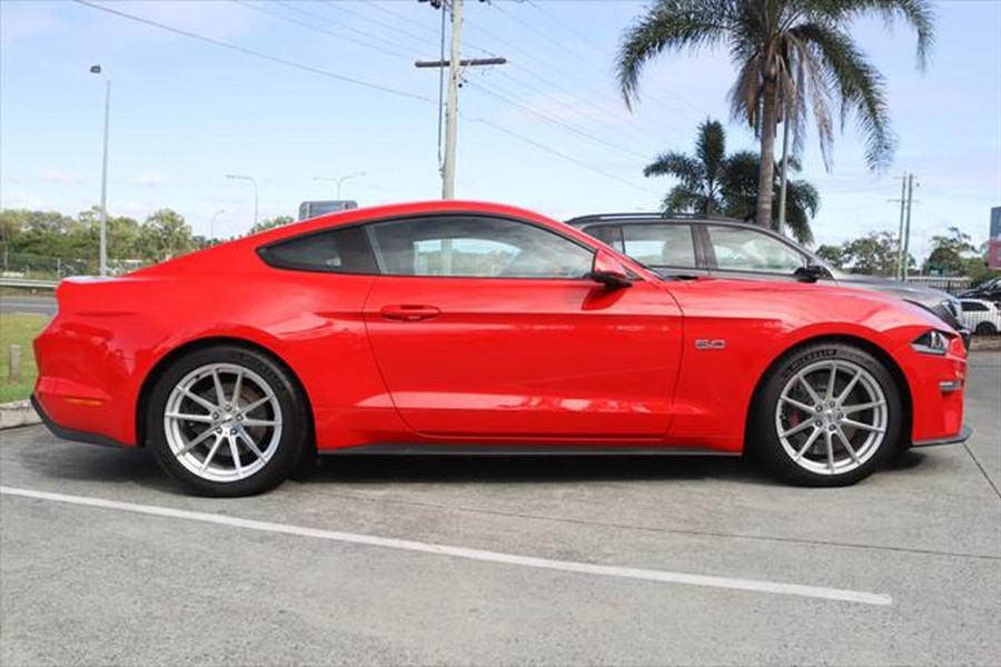 2018 Ford Mustang FN MY19 GT Fastback