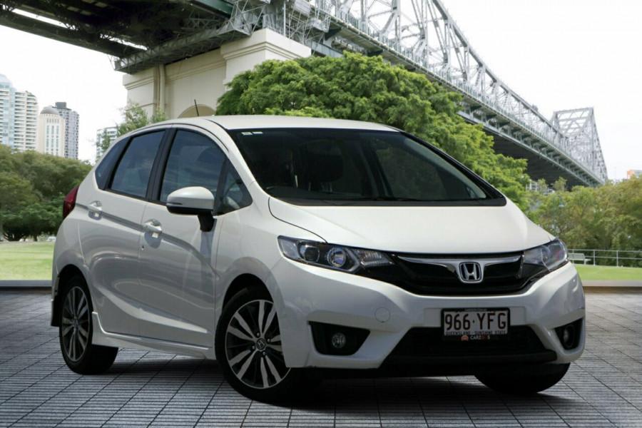 2016 Honda Jazz GF VTi-L Hatchback