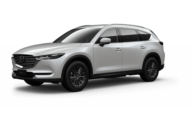 2021 Mazda CX-8 KG Series Touring Other