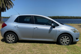 2008 Toyota Corolla ZRE152R Ascent Hatch Image 2