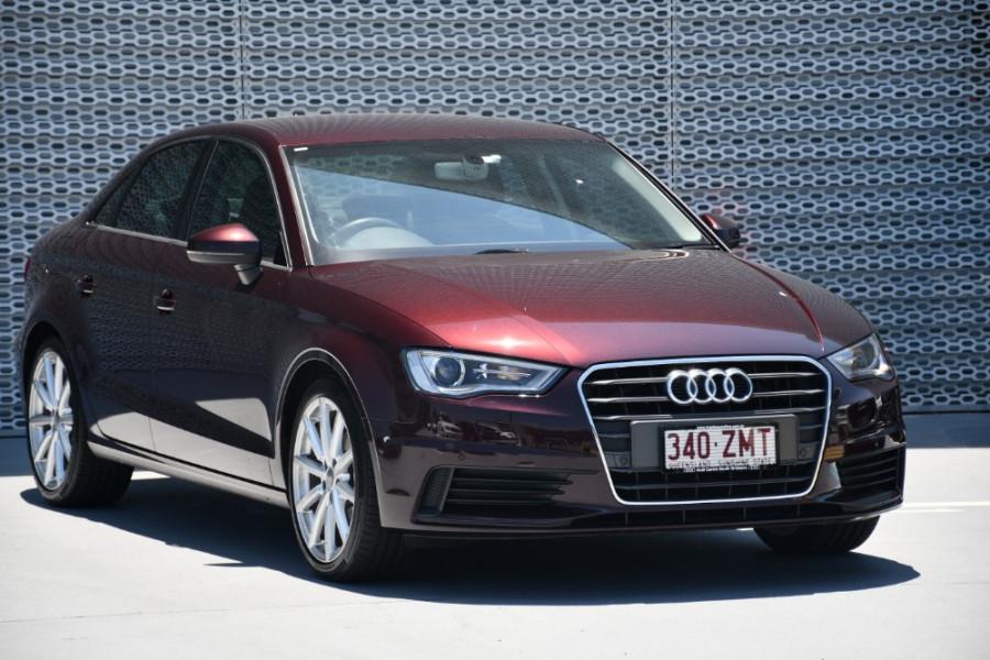 2016 Audi A3 8V MY16 Attraction Sedan