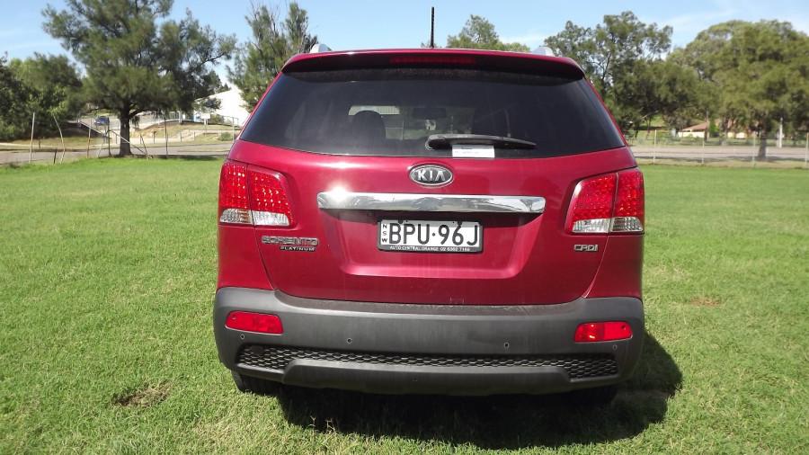 2010 Kia Sorento XM Turbo Platinum Suv Image 6