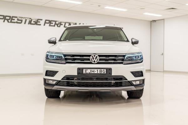 2018 MY19 Volkswagen Tiguan Allspace 5N Highline Wagon