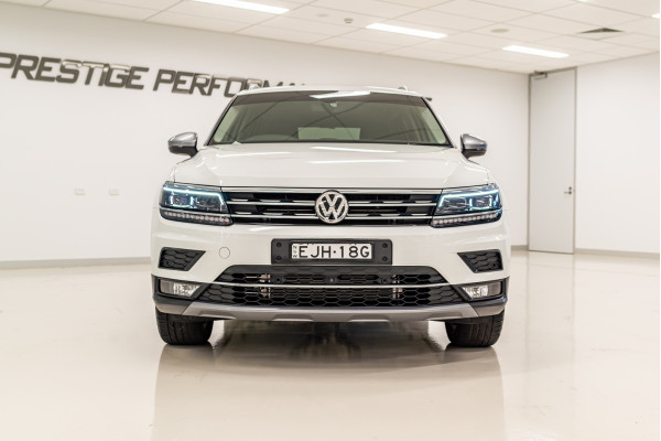 2018 MY19 Volkswagen Tiguan Allspace 5N Highline Wagon Image 2
