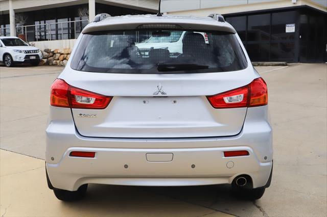 2012 Mitsubishi ASX XA MY12 Suv Image 4