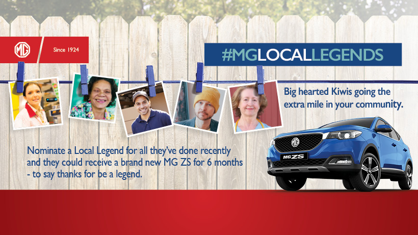 MG Local Legends