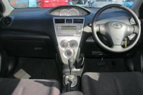 2007 Toyota Yaris NCP91R YRS Hatchback