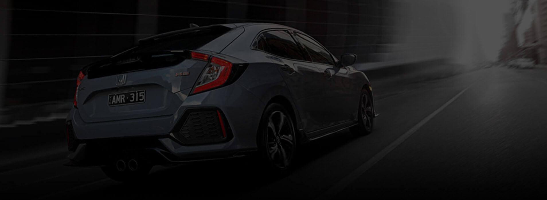 Civic Hatch Design