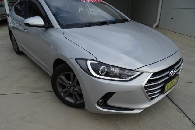 2016 Hyundai Elantra Active