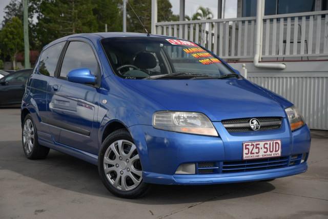 2006 Holden Barina TK Hatchback Image 1