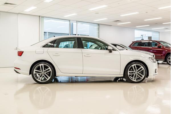 2019 MY18 Audi A3 Sedan 8V 2.0 TFSI Sport Sedan Image 3