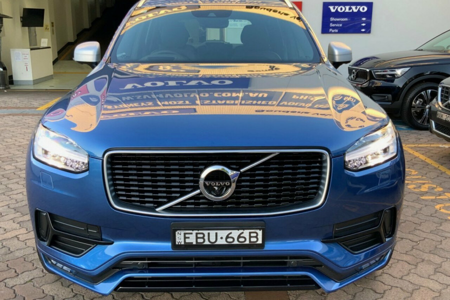2018 MY19 Volvo XC90 256 MY19 D5 R-Design (AWD) Suv Mobile Image 2