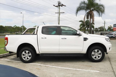 2019 Ford Ranger PX MkIII MY19.75 XLT Utility Image 4