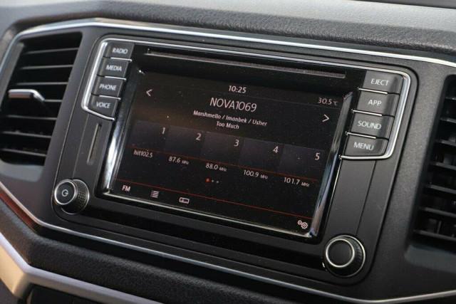 2018 Volkswagen Amarok 2H MY18 TDI550 Sportline Utility Image 12