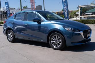 2020 Mazda 2 DL2SAA G15 Pure Sedan Image 3