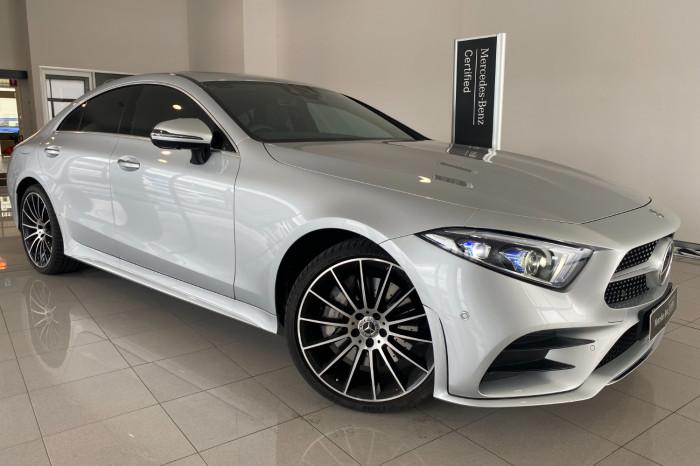 2020 MY51 Mercedes-Benz Cls-class C257 801+051MY CLS450 Sedan Image 1