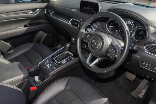 2018 Mazda Cx-5 KF Series Akera Suv Image 4