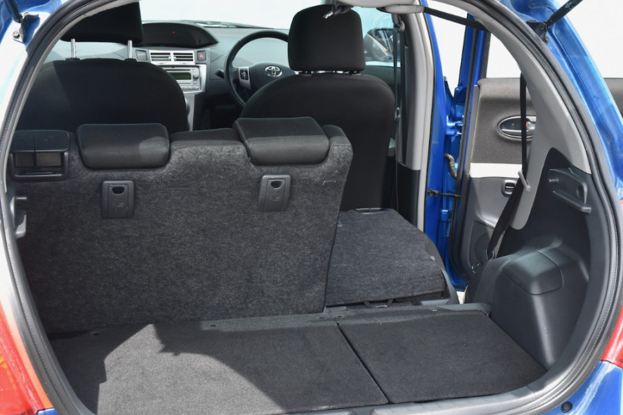 2006 Toyota Yaris NCP91R YRS Hatchback Image 19