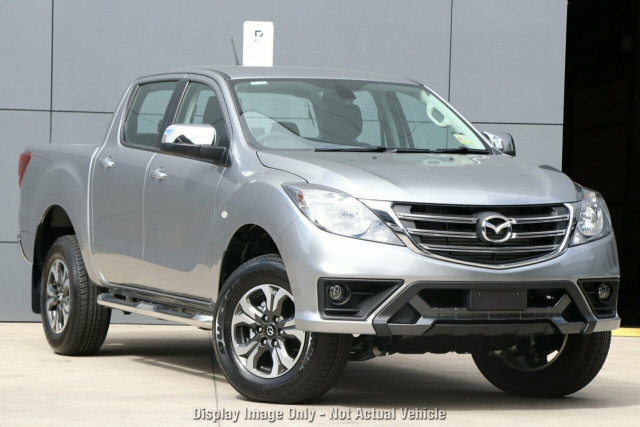 2020 MY21 Mazda BT-50 TF XTR 4x2 Dual Cab Pickup Utility